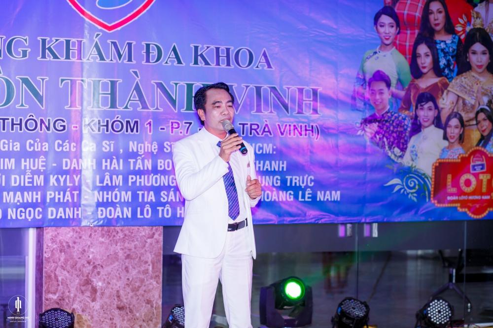 Chế Thanh, Thanh Kim Huệ biểu diễn trong đêm nhạc do HH Diễm Kyly tổ chức 5