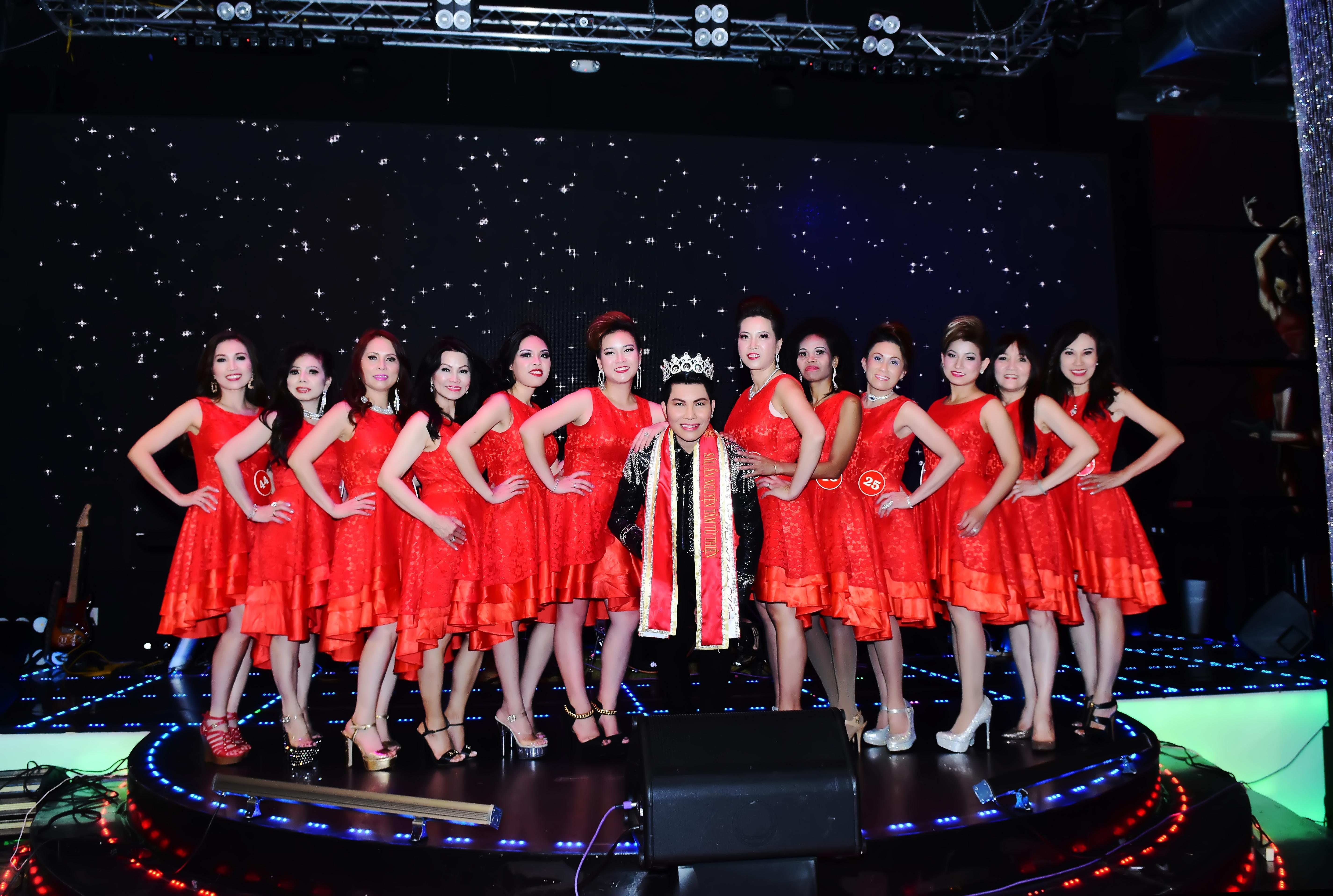 Hoa hậu Phu nhân Nhân ái 2019 thành công rực rỡ tại Mỹ 9