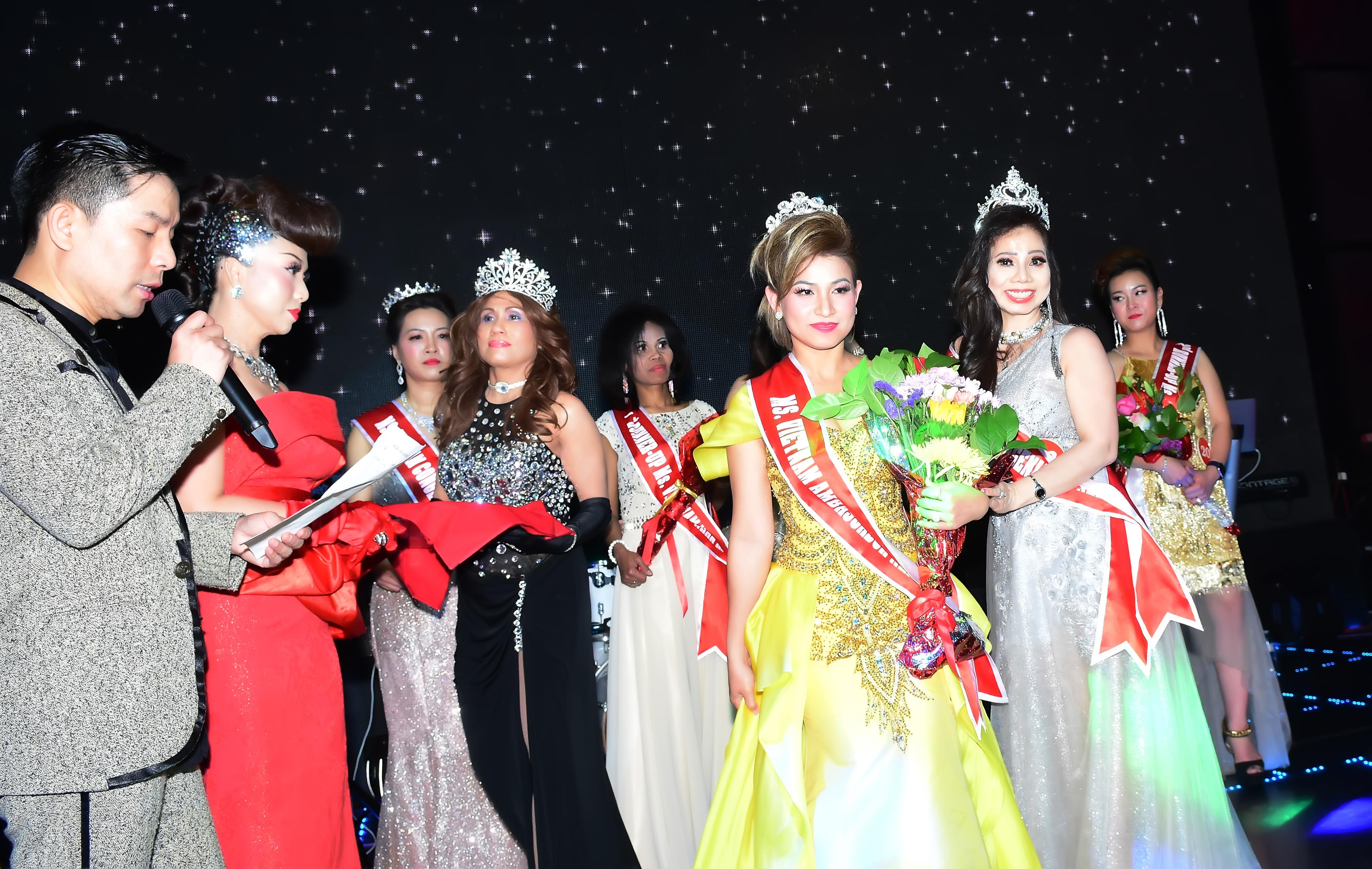 Hoa hậu Phu nhân Nhân ái 2019 thành công rực rỡ tại Mỹ 4