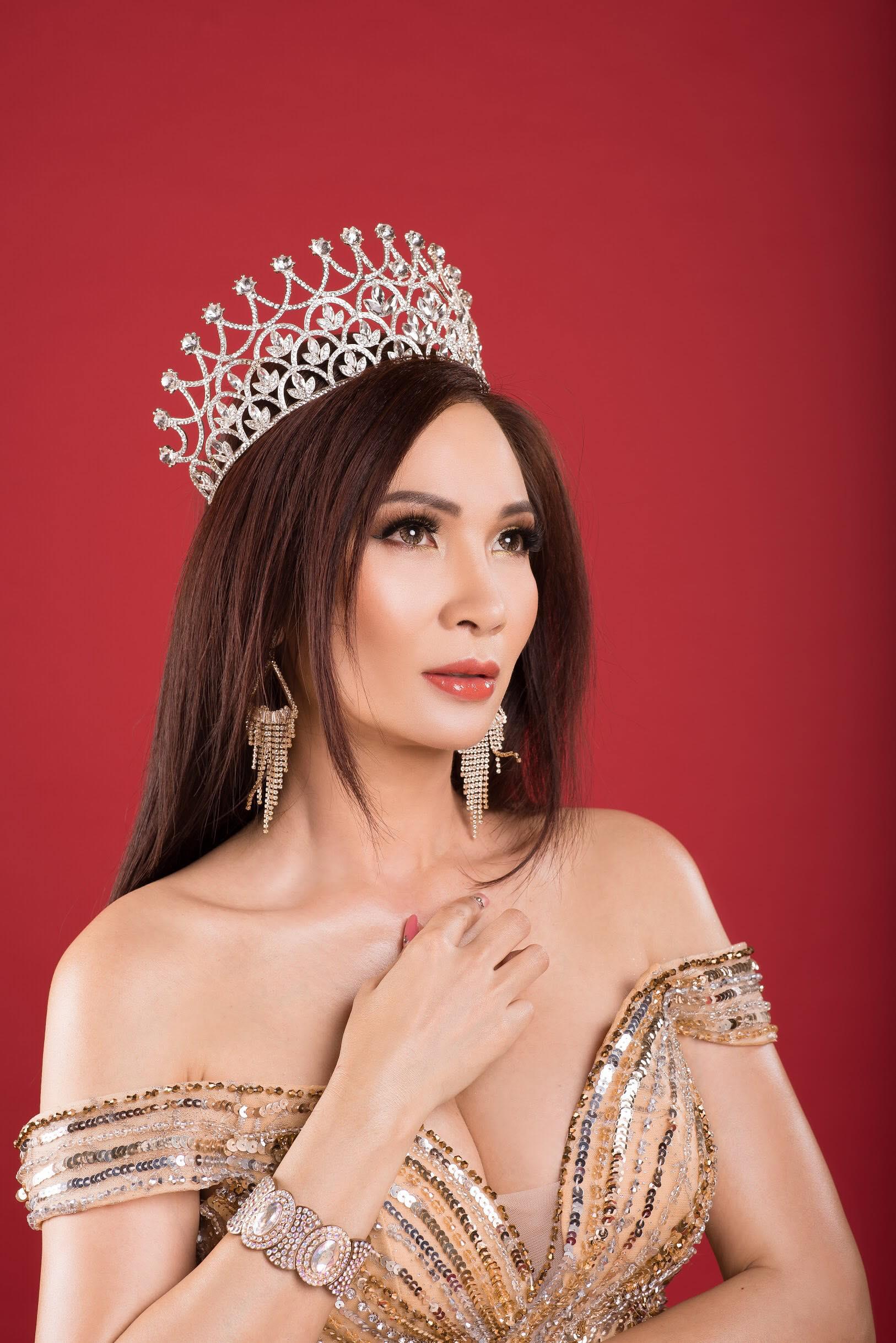Hoa hậu VickyLin Đinh háo hức tổ chức cuộc thi nhan sắc tại Mỹ 3