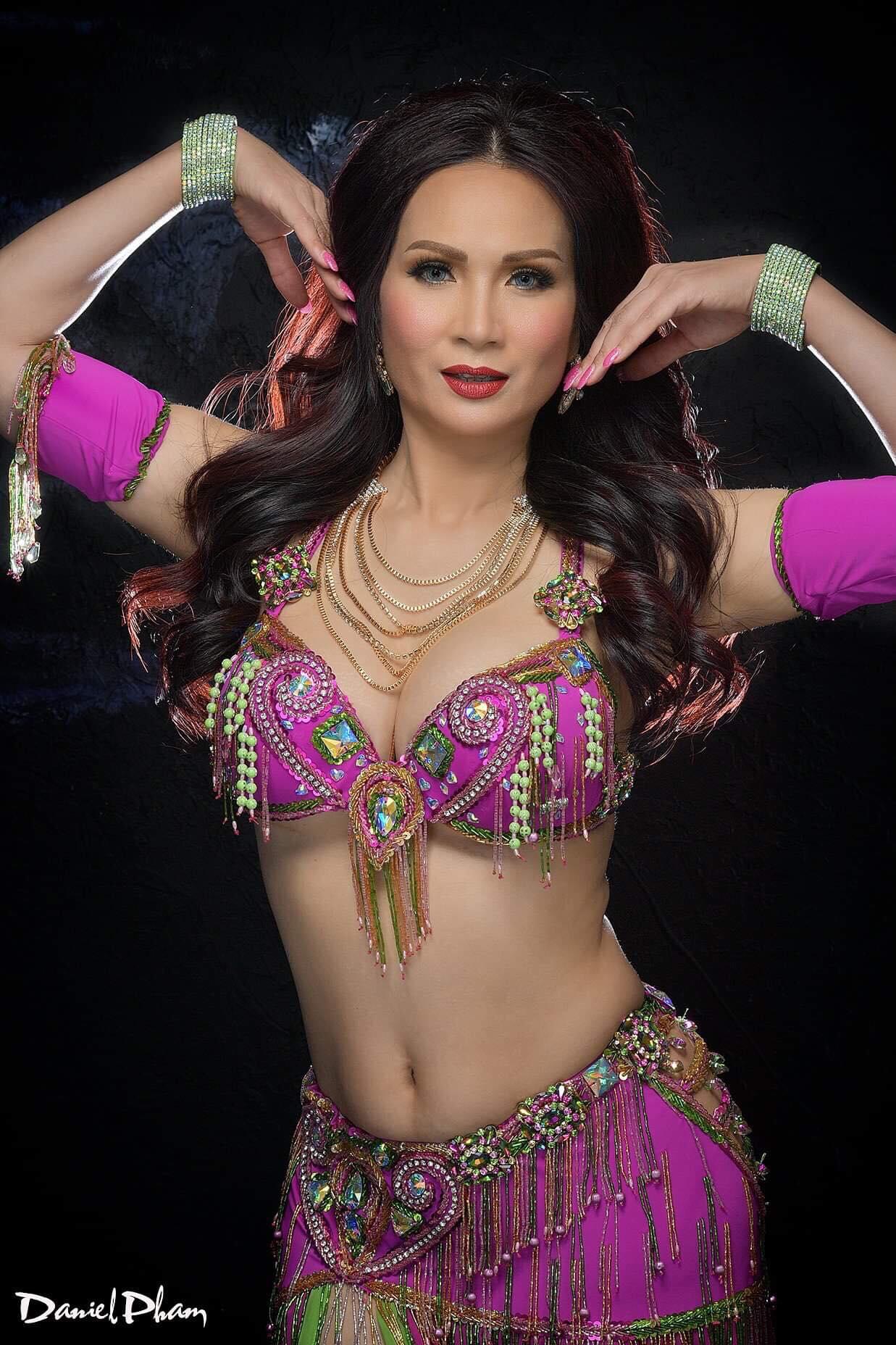Hoa hậu VickyLin Đinh háo hức tổ chức cuộc thi nhan sắc tại Mỹ 2