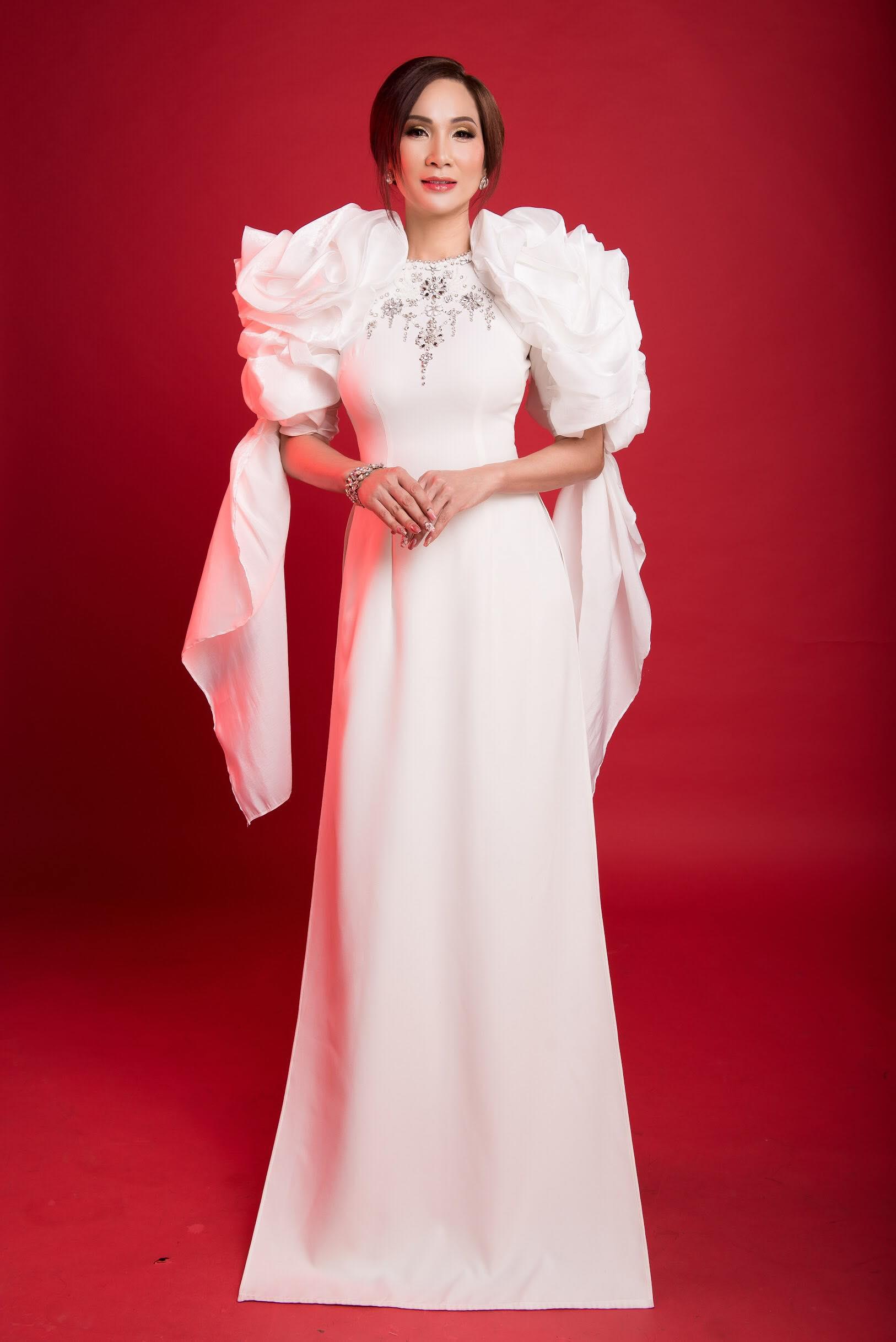 Hoa hậu VickyLin Đinh háo hức tổ chức cuộc thi nhan sắc tại Mỹ 5