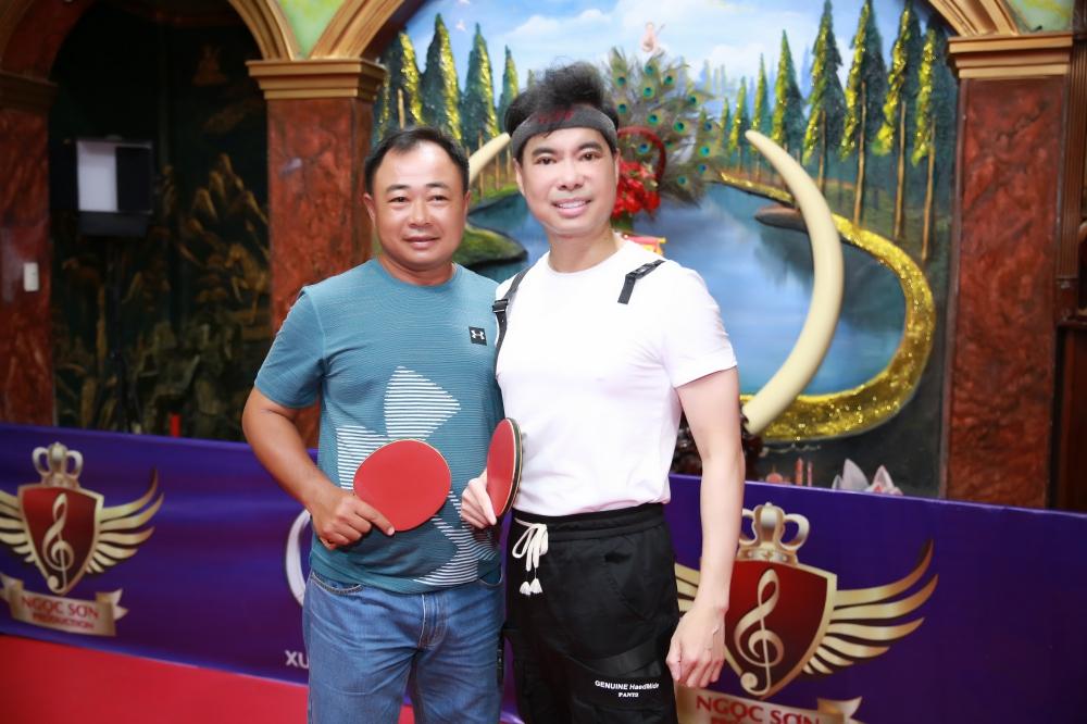 Ngọc Sơn đứng ra tổ chức Giải Bóng bàn Sinh viên TP.HCM 2