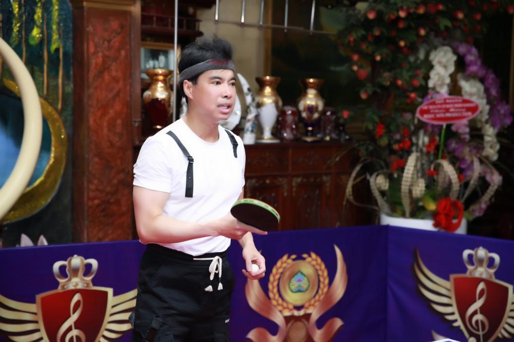 Ngọc Sơn đứng ra tổ chức Giải Bóng bàn Sinh viên TP.HCM 1