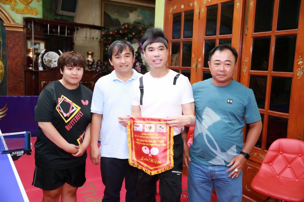 Ngọc Sơn đứng ra tổ chức Giải Bóng bàn Sinh viên TP.HCM 7