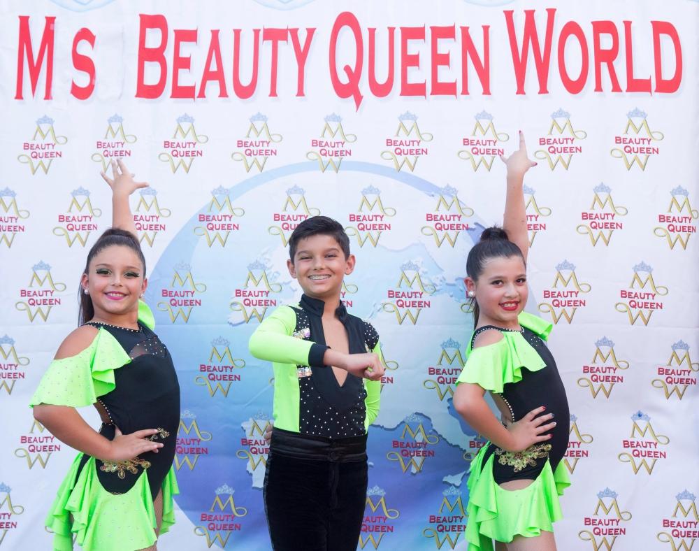Hoa hậu Vickylin tổ chức thành công mĩ mãn Ms Beauty Queen World 10