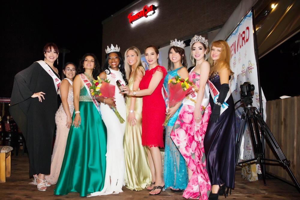 Hoa hậu Vickylin tổ chức thành công mĩ mãn Ms Beauty Queen World 7