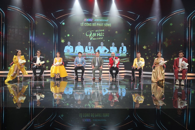 Nhà sản xuất Hãy Nghe Tôi Hát – Nhạc Sĩ Chủ Đề 2020 khẳng định không chọn ca sĩ nổi tiếng mà chất giọng yếu 4