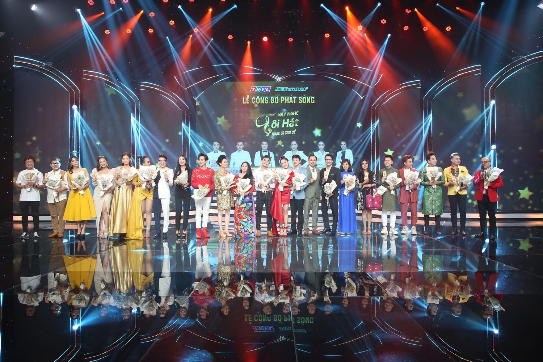 Nhà sản xuất Hãy Nghe Tôi Hát – Nhạc Sĩ Chủ Đề 2020 khẳng định không chọn ca sĩ nổi tiếng mà chất giọng yếu 5