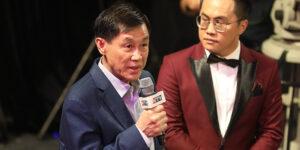 Doanh nhân Johnathan Hạnh Nguyễn (Ảnh: HTV)