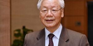 Tổng bí thư Nguyễn Phú Trọng. Ảnh: Giang Huy