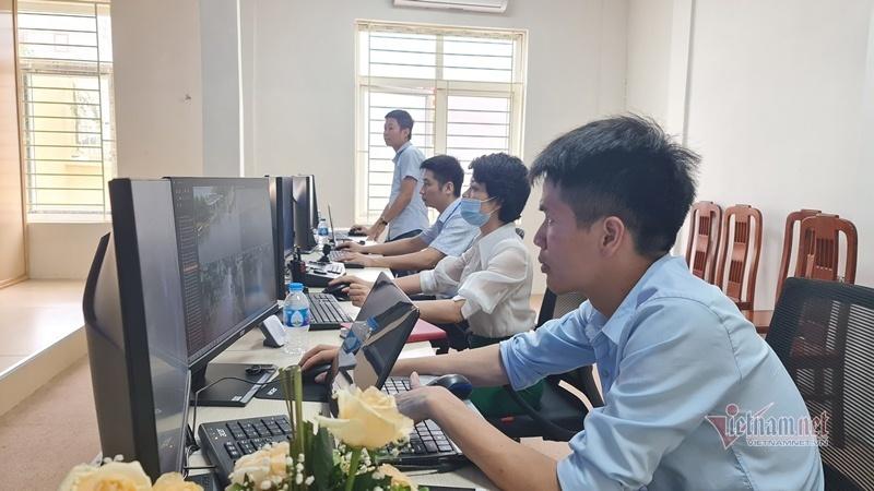 Trung tâm điều hành đô thị thông minh Sầm Sơn