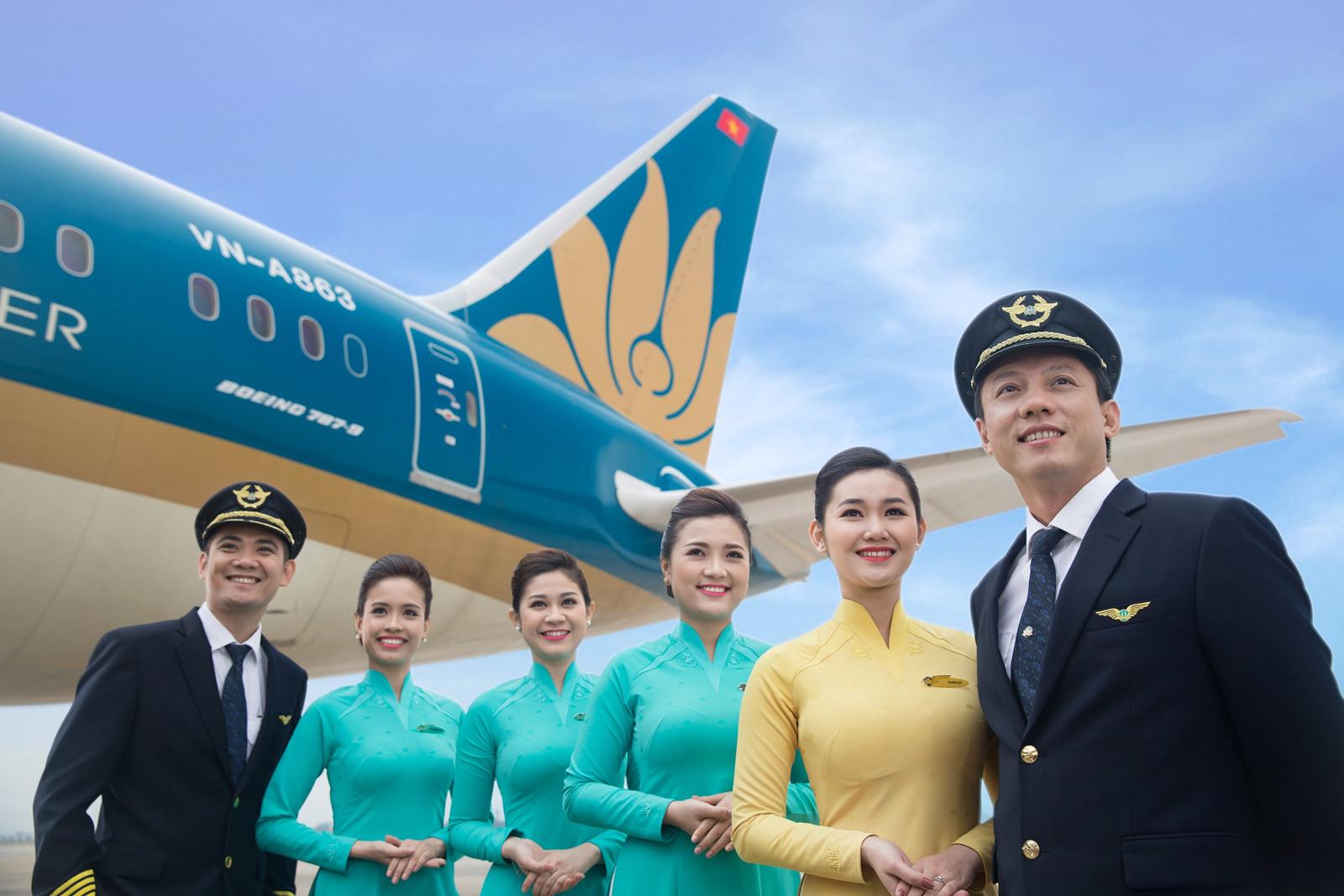 Hãng hàng không quốc gia được nhiều người lựa chọn vì rất ít khi bị delay
