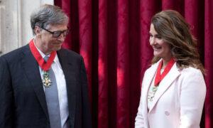 Gia đình Bill và Melinda Gates quyết định ly hôn, chấm dứt 27 năm chung sống - Ảnh: REUTERS