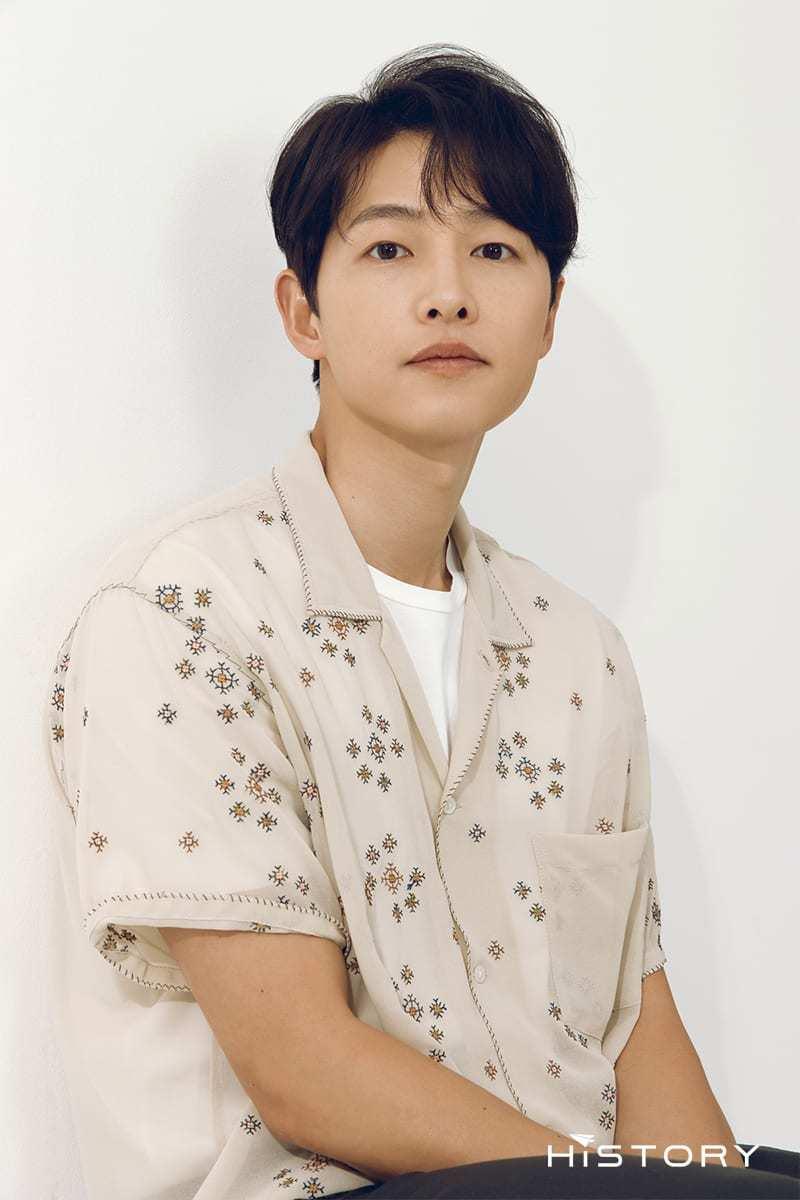 Song Joong Ki xin lỗi vì quảng cáo đồ ăn Trung Quốc 1