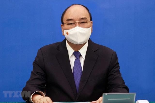 Chủ tịch nước Nguyễn Xuân Phúc gửi thư chúc mừng Ngày Tết thiếu nhi.