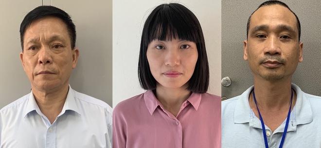 Nguyên giám đốc Công ty Xuất khẩu lao động hàng hải Vinalines cùng 2 thuộc cấp bị khởi tố và bắt tạm giam.