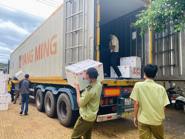 Đắk Lắk lên kế hoạch hỗ trợ tiêu thụ 140 tấn vải thiều cho nông dân Bắc Giang