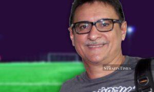 Cựu danh thủ kiêm bình luận viên bóng đá Malaysia Shebby Singh.